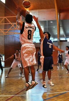 Agenda Nueva fecha liga regional de basquetbol