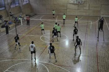 Resultado Campeonato Nacional de voleibol de asociaciones