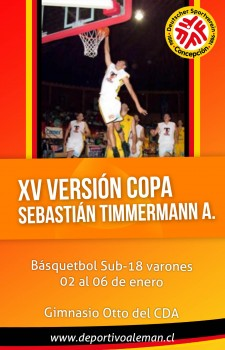 afiche basquetbol sebastian timm