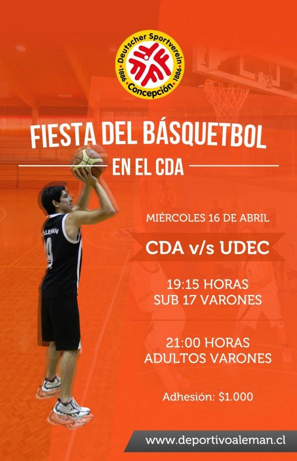 fiesta del basquetbol MARZO 2014
