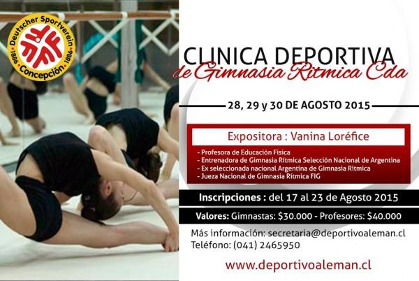 clinicadeportivamailing