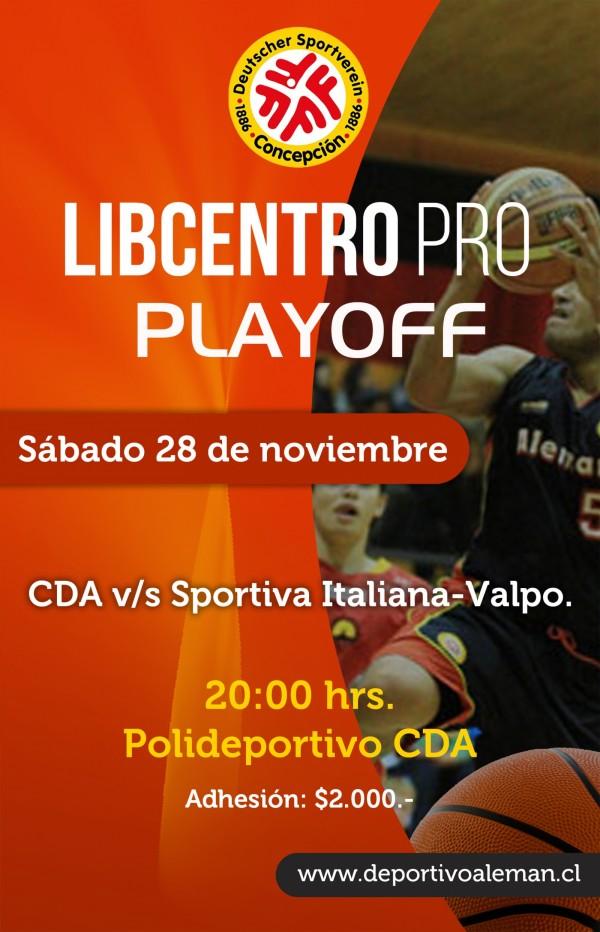 libcentropro playoff
