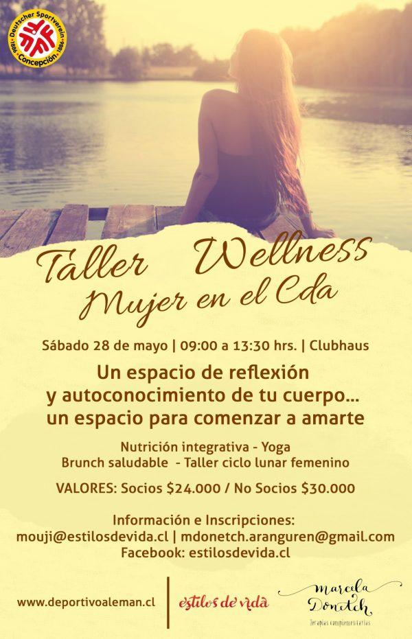 TALLER WELLNESS