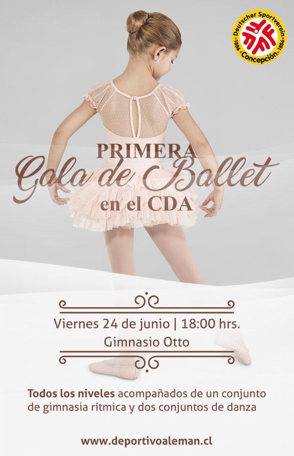 ballet primera gala
