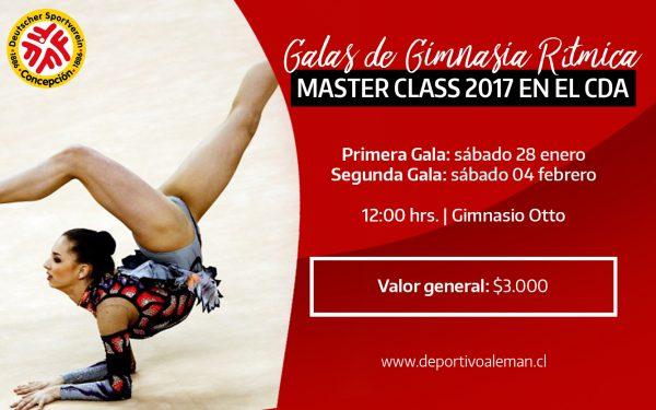galas master