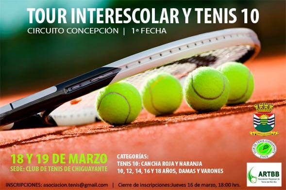 tenis 10 club de tenis